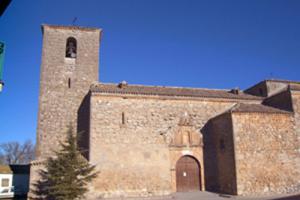 Iglesia Santo Domingo de Silos - El Acebrón (Cuenca)