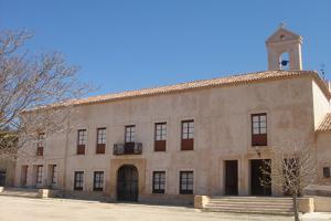 Santuario de la Virgen de Riansares - Tarancón (Cuenca)