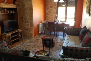 Salón principal de Apartamento Mari Ángeles - Las Doncellas