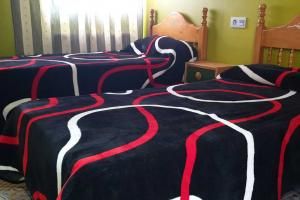 Dormitorio cama doble de Ruiseñor Arriba