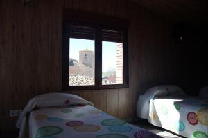 Vistas de la Buhardilla de Casa Rural Las Doncellas
