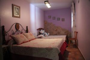 Dormitorio del Apartamento Paloma - Las Doncellas
