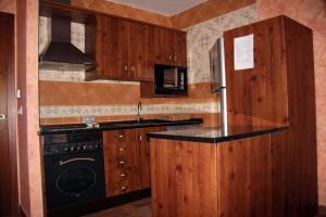Cocina de Apartamento Noelia - Las Doncellas