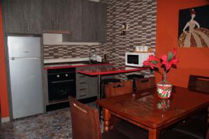 Cocina de Apartamento Concha - Las Doncellas