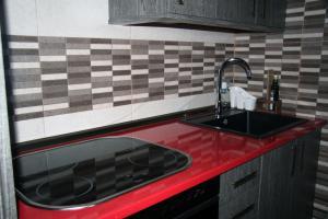 Cocina comlpetamente equipada de Apartamento Concha - Las Doncellas