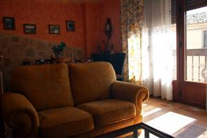Salón principal de Casa Laura - Las Doncellas