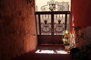 """Entrada a la Casa Rural """"Las Doncellas"""""""