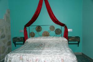Dormitorio principal del Apartamento Ruiseñor Abajo