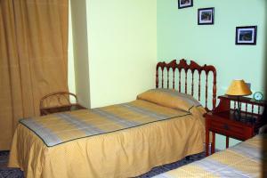 Primer Dormitorio doble del Apartamento Ruiseñor Abajo