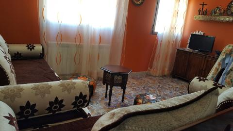 Apartamento Concha. Sofá